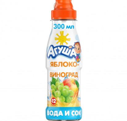 Вода с соком Агуша