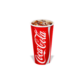 Кока-кола на розлив (только в СБС)